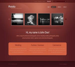 Template grátis para Webnode